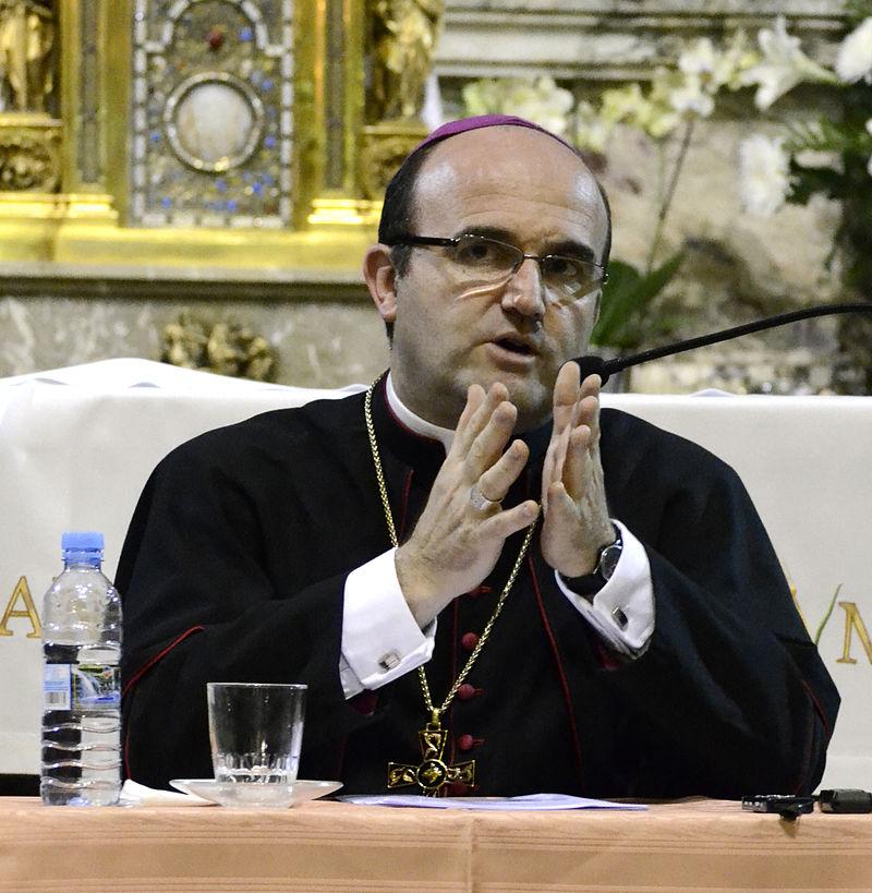 obispo san sebastian munilla