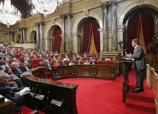 debate,parlament,catalunya,artur mas,cataluña