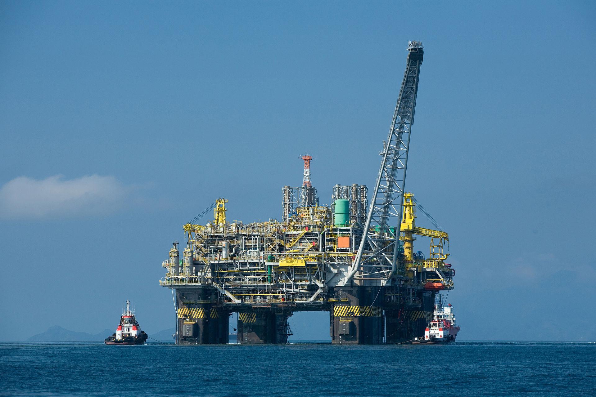 plataforma petroleo wikipedia