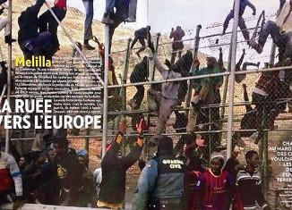 paris-match-salto,valla.melilla,masivo,inmigrante