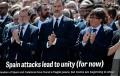 politico,rajoy,puigdemont,rey,colau,atentado,barcelona,unidad
