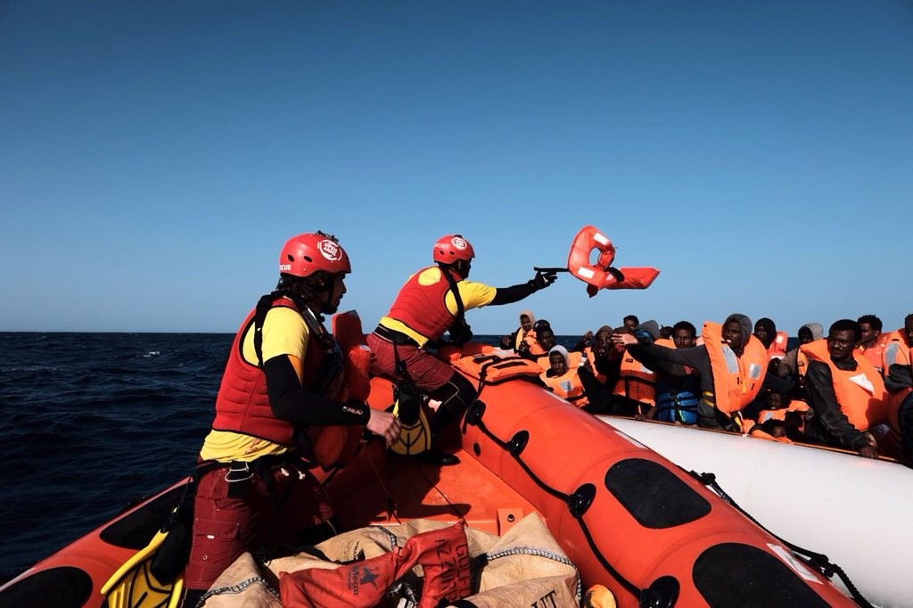 proactiva open arms rescate