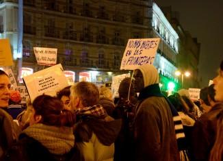 protesta,muerte,inmigrantes,ceuta