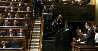 rajoy,congreso,diputado,debate,cataluña,referendum