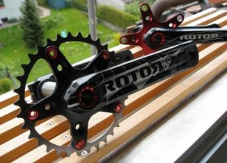 rotor,compnente,bicicleta,ciclismo
