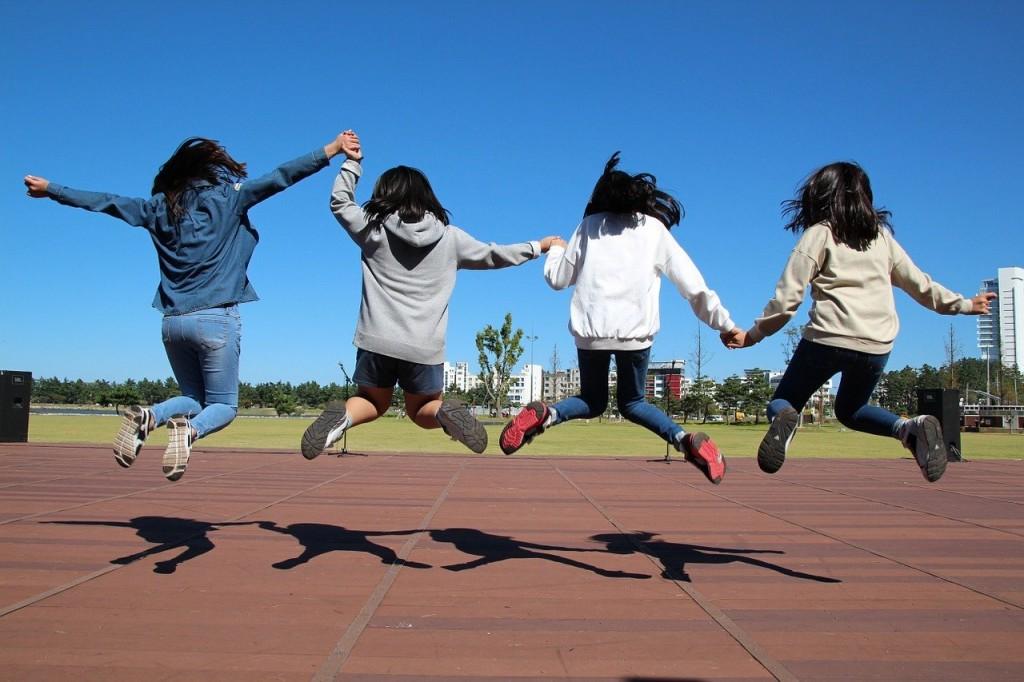 Adolescentes pixabay