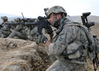 soldado,militar,arma,rifle