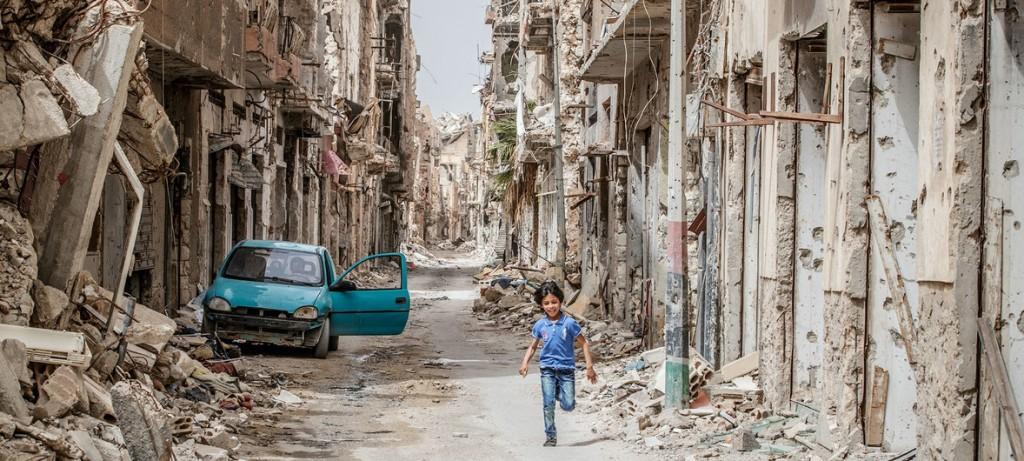 unicef- Localidad Libia Benghazi - guerra